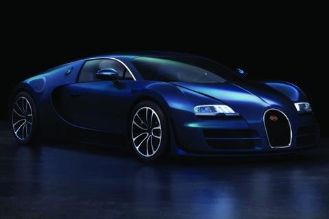 Bugatti Veyron Super Sport Car News Reviews Drive