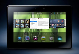 BlackBerry PlayBook US image