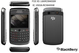 BlackBerry Curve 8980 Smartphone image