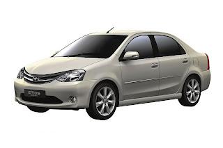 Toyota Etios Hits India images