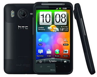 HTC Desire HD Smartphone India images