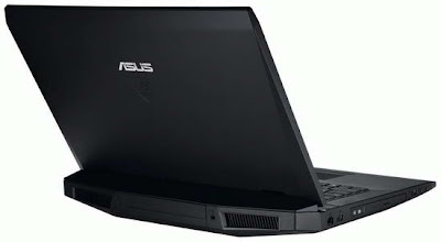 Asus G73SW gaming laptop pics