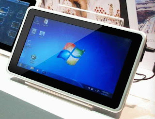 MSI WindPad 100W Windows tablet images