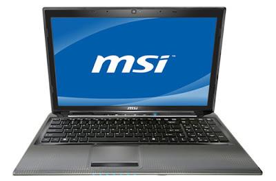 MSI CR650 Multimedia Laptop images