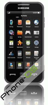 Samsung Wave 833 Bada Smartphone images