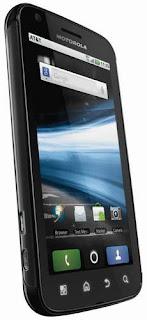MOTOROLA ATRIX 4G Smartphone pics