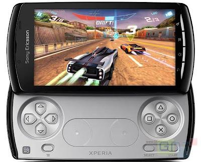 Sony Ericsson Xperia Play Smatphone pics