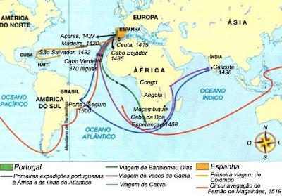 Barcelona Independente com Açores e Madeira na Estiva  Mapa+Grandes+Navega%C3%A7%C3%B5es+01.+01