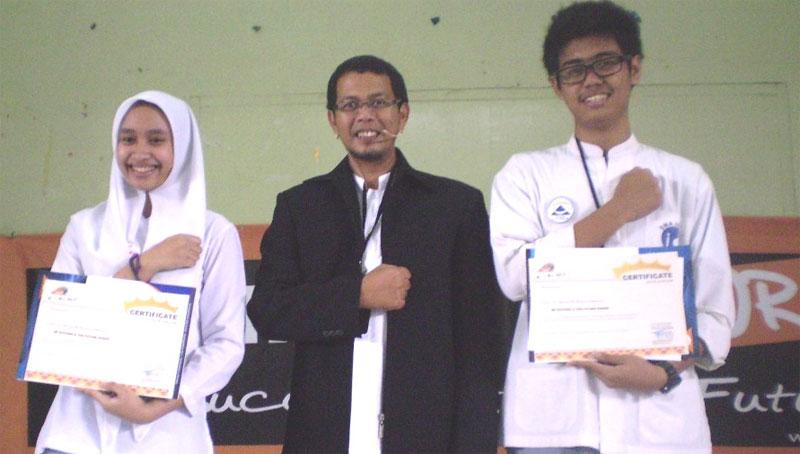 Duta senyum 127 SMA Islam A-Azhar 3 Jakarta 2011   DUTA ...