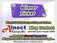 alnect blog contest