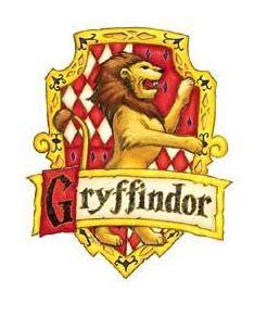 Remus J Lupin Gryffindor+Crest