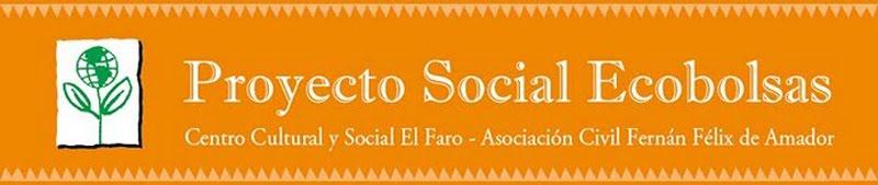 Proyecto Social Ecobolsas