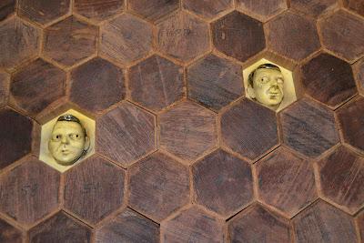 Ben Belknap Cermic Sculpture Artstruct doors Yorgen Quent Kvinsland