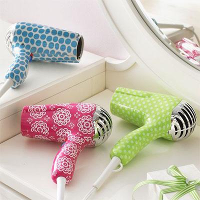 Amaismenina nosso ameeego secador de cabelos for Regalos originales de manualidades