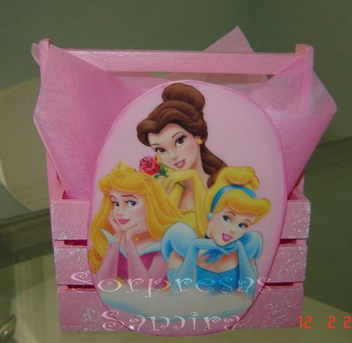 Sorpresas Infantiles, Princesas.. Barbie - SORPRESITA SAMI