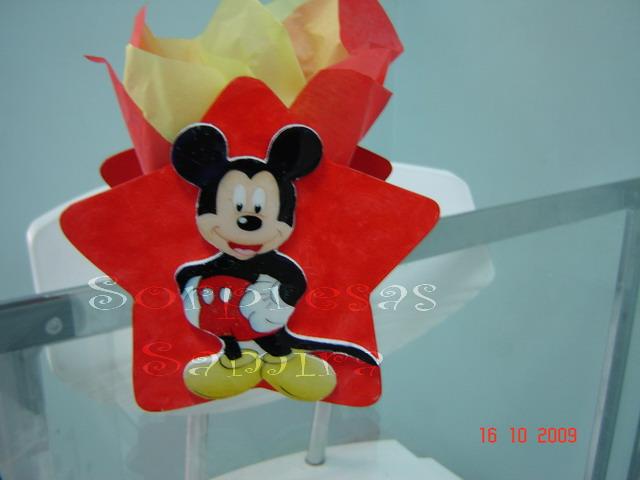 Sorpresas de Mickey y Minnie - SORPRESITA SAMI