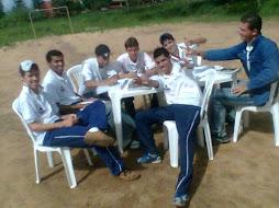 Hora de estudo no Campo