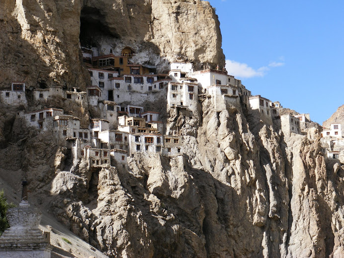 Gompa in Phuktal