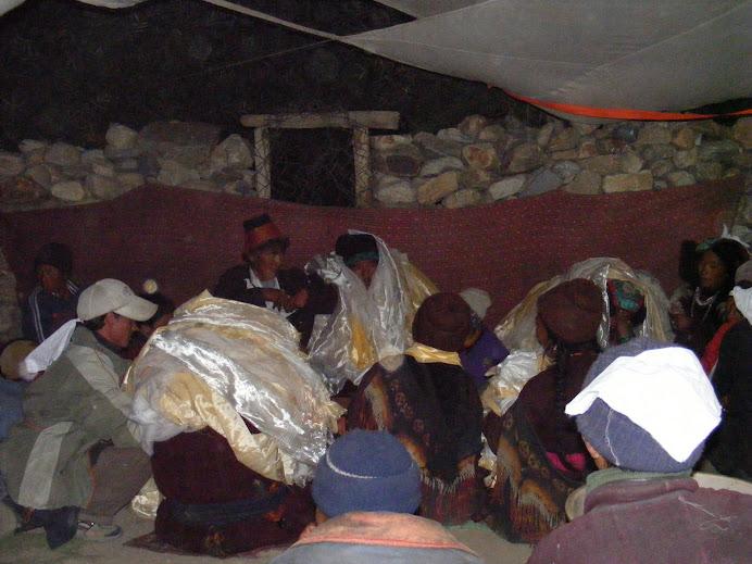 Hochzeit in Sani