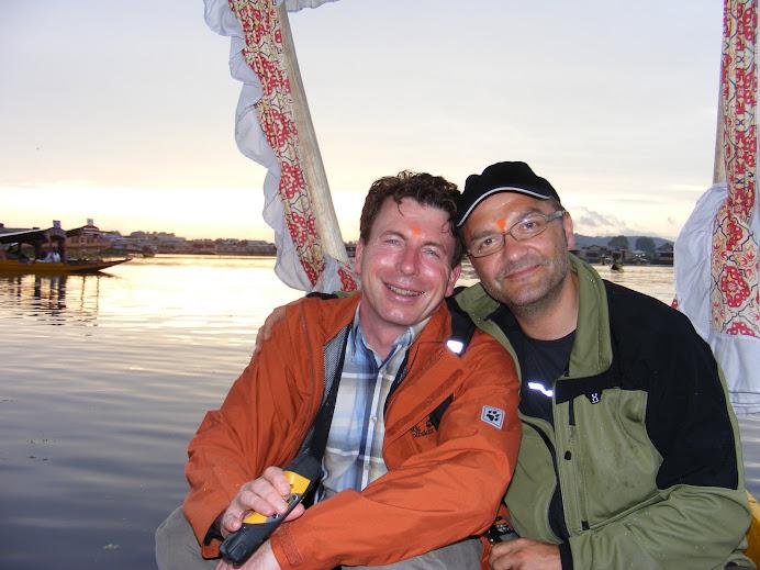 Rainer und Christian
