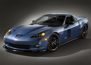 Chevrolet Corvette Z06 Carbon Limited Edition (2011) - KING and QUEEN