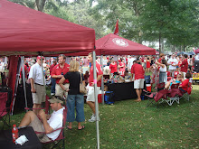 Tailgating in the Quad 2009