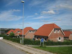 Casas   de  legos Danesas