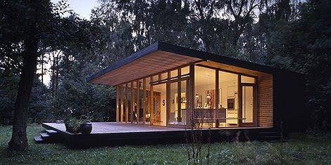 scandinavian retreat : Holiday home in Asserbo