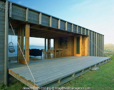 Another Kiwi Summer House