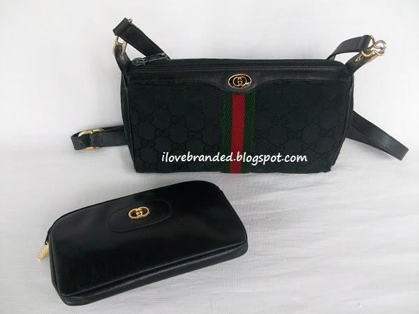 Amazing Gucci Sling Bag - Handbags - GUC143203 | The RealReal
