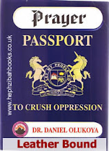 Prayer Passport-By DR Olukoya