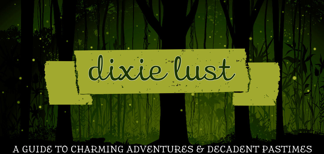 Dixie Lust: A Guide to Charming Adventures and Decadent Pastimes
