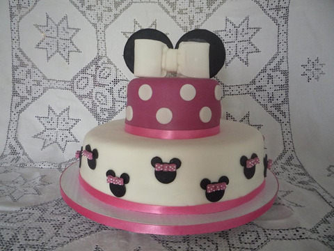 CUMPLE DE MINNIE MOUSE