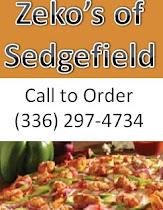 Zeko's of Sedgefield