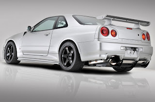 JAPO Nissan Skyline R34 GTR Photo