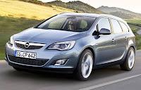2011 Opel Astra Sports Tourer Price 1