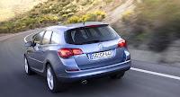 2011 Opel Astra Sports Tourer Price
