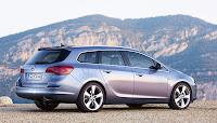 2011 Opel Astra Sports Tourer Price 9
