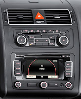 2011 Volkswagen Touran MPV 7