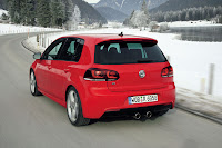 2010 Volkswagen Golf R Red KESS 9