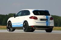 Porsche Cayenne Hybrid by speedART 3