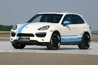 Porsche Cayenne Hybrid by speedART 1