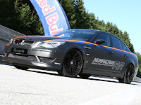G-Power Hurricane RR BMW M5 10