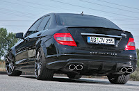 Mercedes C250 CGI German Saloon by VATH 4