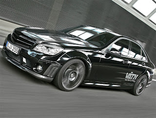 Mercedes C250 CGI German Saloon by VATH