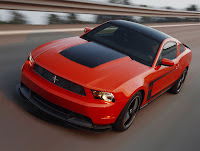 2012 Ford Mustang Boss 302 19