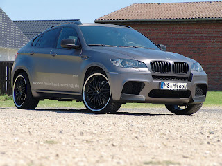 BMW X6 Tuning Package by Manhart Racing 1