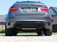 BMW X6 Tuning Package by Manhart Racing 3