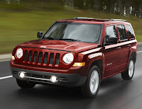 2011 Jeep Patriot 3