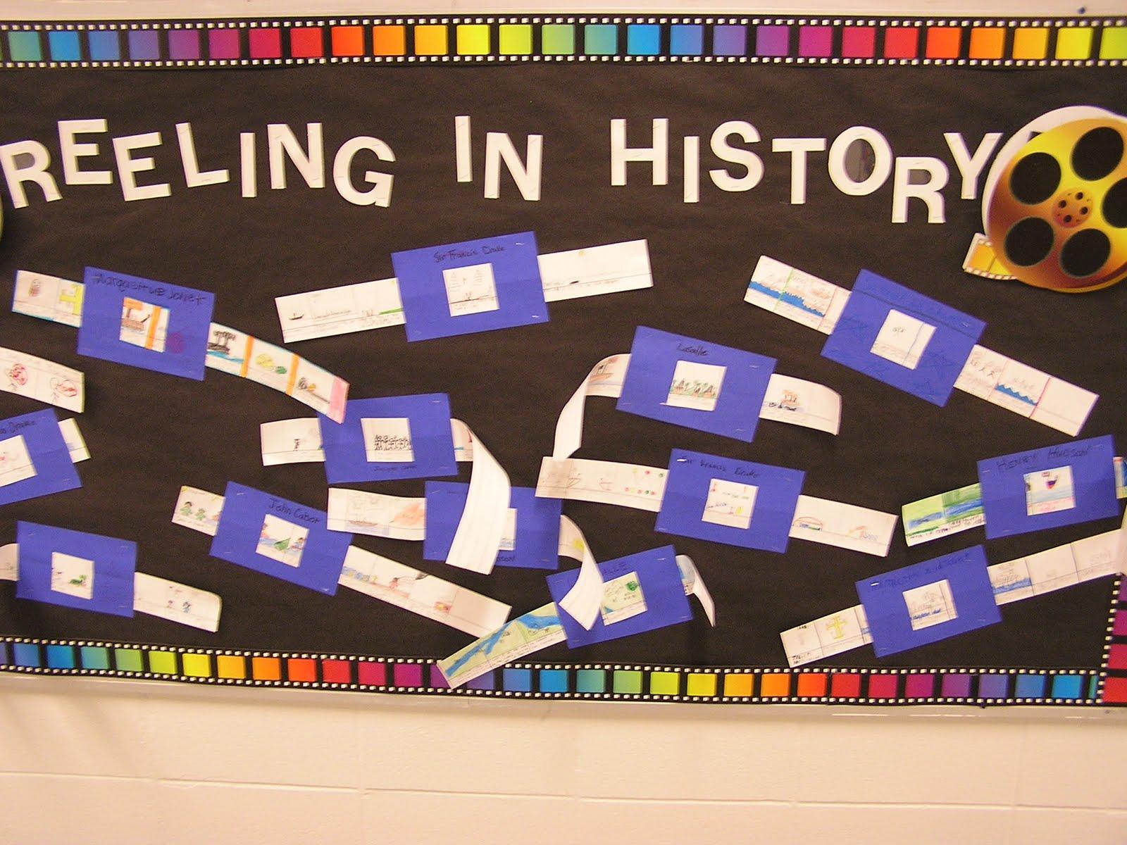 5th Grade Social Studies Classroom Decorations ~ Fifth grade sequence november